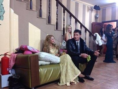Свадьба Гобозовых, Скородумова и Сичкар