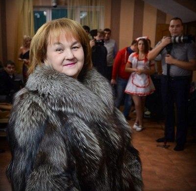 Ольга Васильевна - попрошайка?