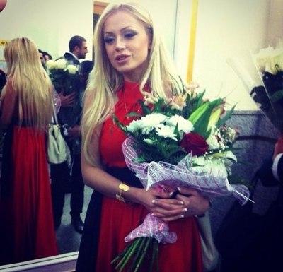Новые фото со свадьбы Гобозовых