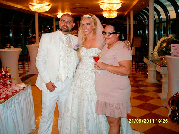 Дом-2. Свадьба Ольги Агибаловой и Ильи Гажиенко