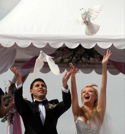 Свадьба Дарьи Черных и Сергея Пынзаря