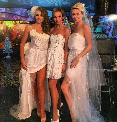 Конкурсы свадебного платья