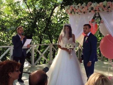фото свадьба игоря и эллы