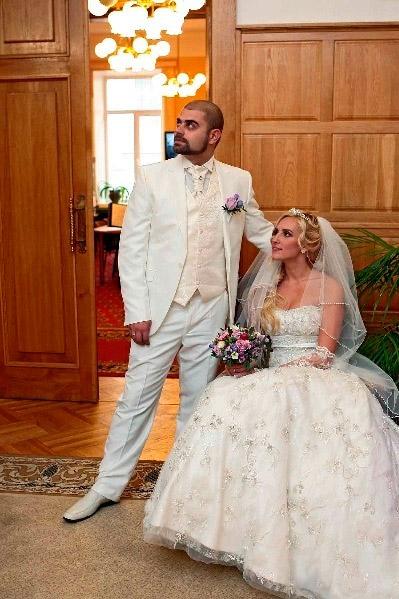 Дом 2 - свадьба Ильи Гажиенко и Ольги Агибаловой