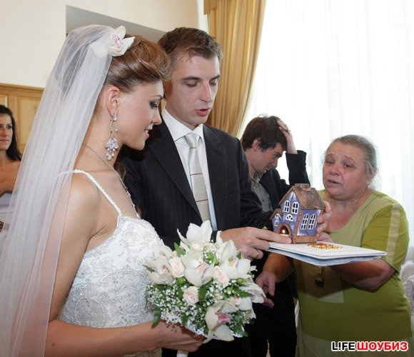 Свадьба марии круглыхиной и сергея