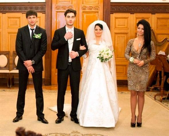 Фото свадьбы тиграна и юлия колесниченко