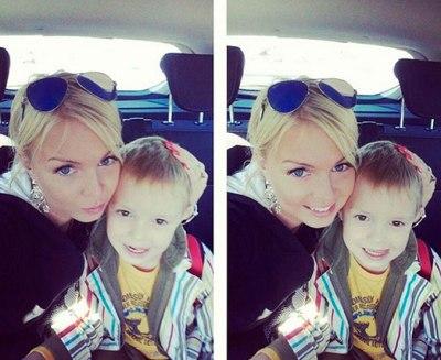 Мария бухун с сыном фото