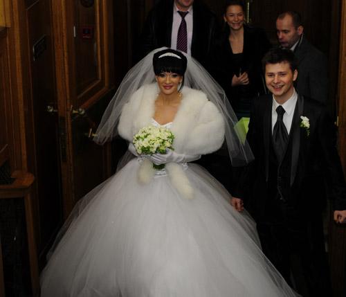 свадьба бушиной фотографии