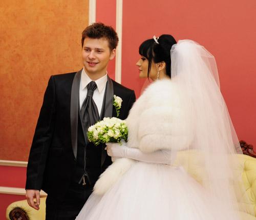 Фото свадьбы бушиной москва работа вакансии для девушек