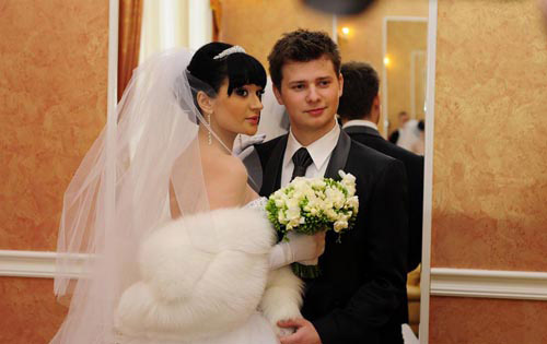 Свадьба бушиной фотографии работы модели в москве